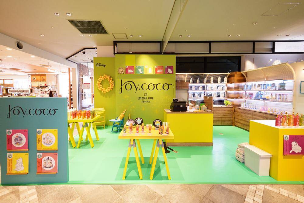 ジョイココのポップアップショップを渋谷MODIに期間限定でOPEN